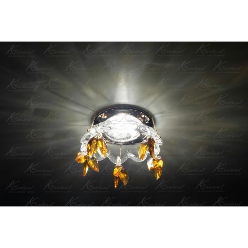 Встраиваемый светильник Kantarel Forest Topaz CD 004.3.7