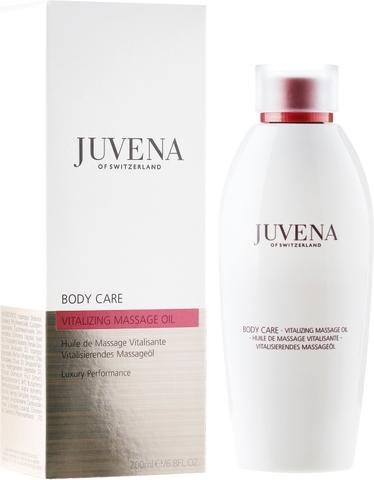 JUVENA Оживляющее энергизирующее масло для тела | Vitalizing Massage Oil Luxury Performance