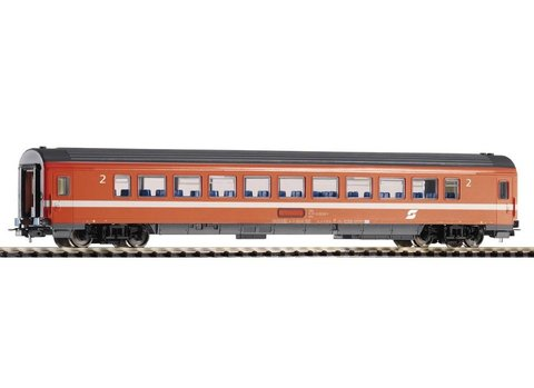 Пассажирский вагон 2 класса Eurofima Bmz OBB IV