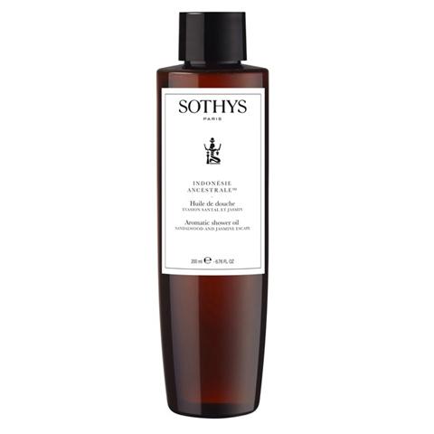 Sothys Indonesie Ancestrale: Ароматное масло для душа (Aromatic Shower Oil)