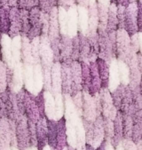 Пряжа Alize Puffy Color цвет 5923