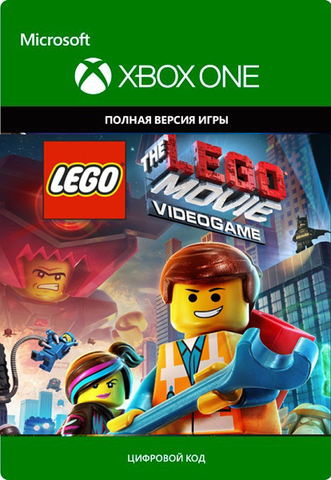 LEGO Movie Videogame (Xbox One/Series S/X, цифровой ключ, русские субтитры)