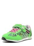 Кроссовки Монстер Хай (Monster High) на липучке для девочек, цвет зеленый. Изображение 2 из 8.
