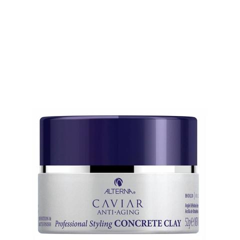 Alterna Профессиональная глина сильной фиксации с экстрактом черной икры Caviar Anti-Aging  Professional Styling Concrete Clay