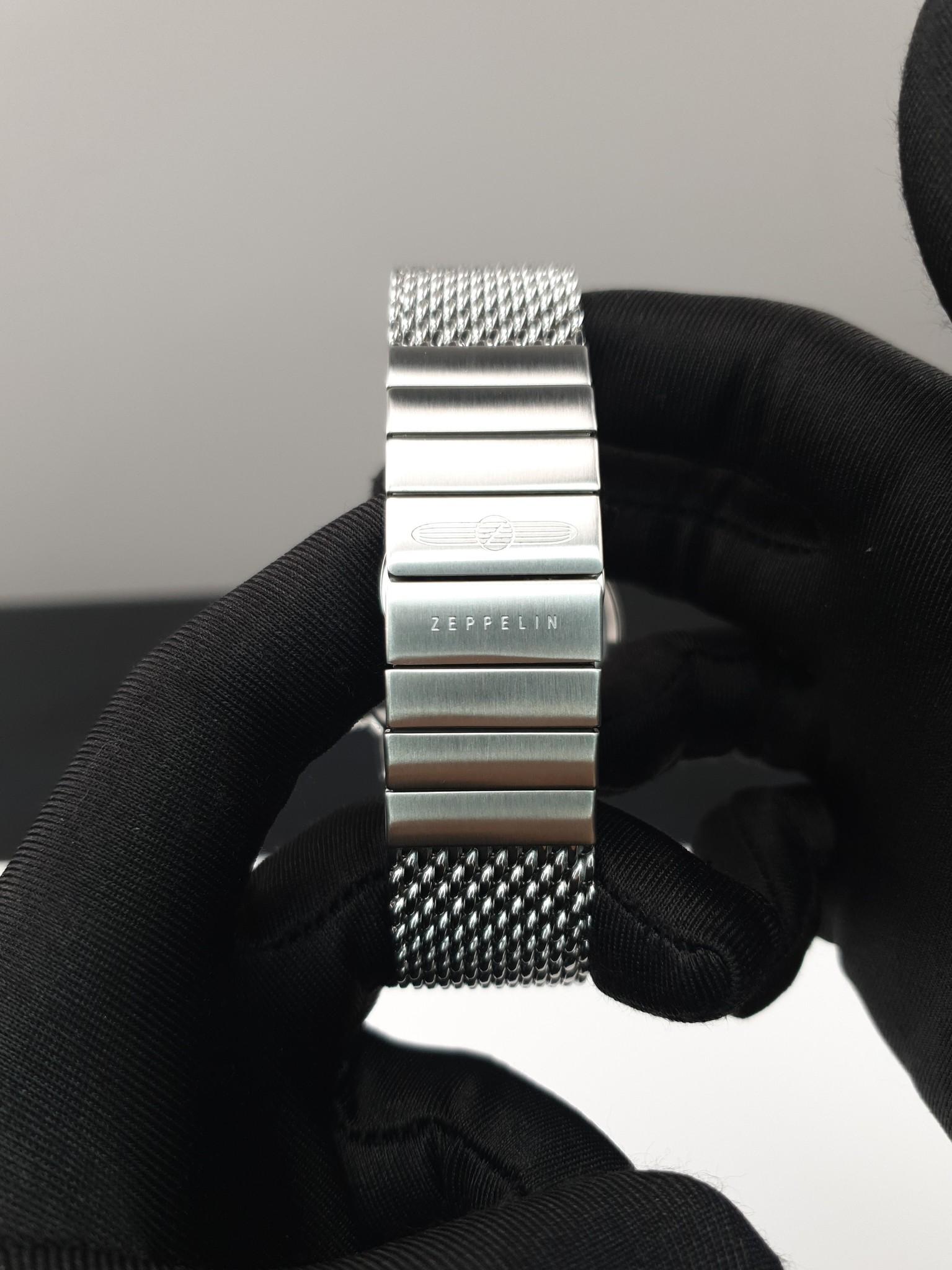 Мужские часы Zeppelin Jahre Chrono 8680M3