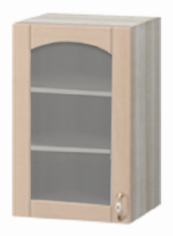 шкаф витрина МВ-63В