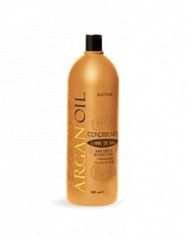 Увлажняющий кондиционер для волос с маслом Арганы ARGAN OIL, 500 мл., Kativa