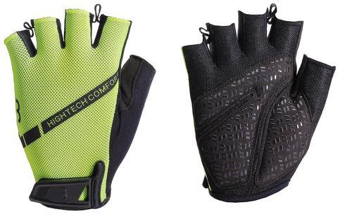 Картинка перчатки BBB BBW-55 Neon Yellow - 1