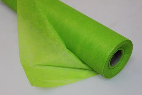 Фетр флористический (50см*12м) Китай цвет оливковый №039