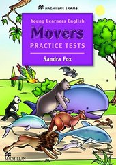 Young Learners Practice Tests Movers SB +D Pk
