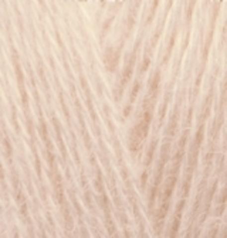 Пряжа Superlana TIG Alize 681 Светло-персиковый