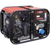Генератор бензиновый EUROPOWER EP16000E - фотография
