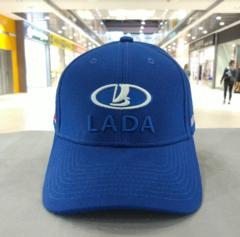 Кепка ЛАДА синяя (Бейсболка LADA)