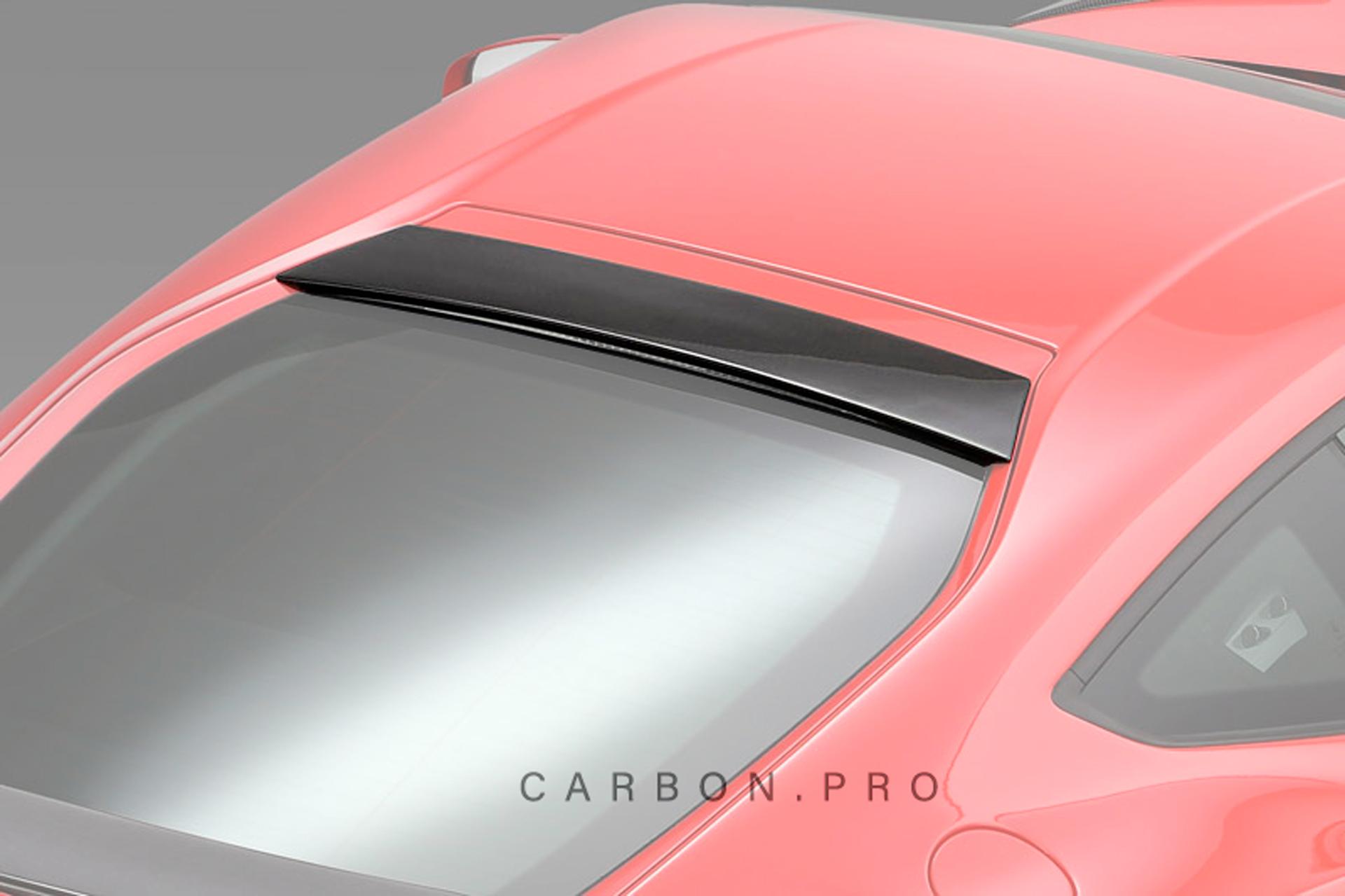 Карбоновый спойлер на заднее стекло Novitec Style для Ferrari F12 Вerlinetta