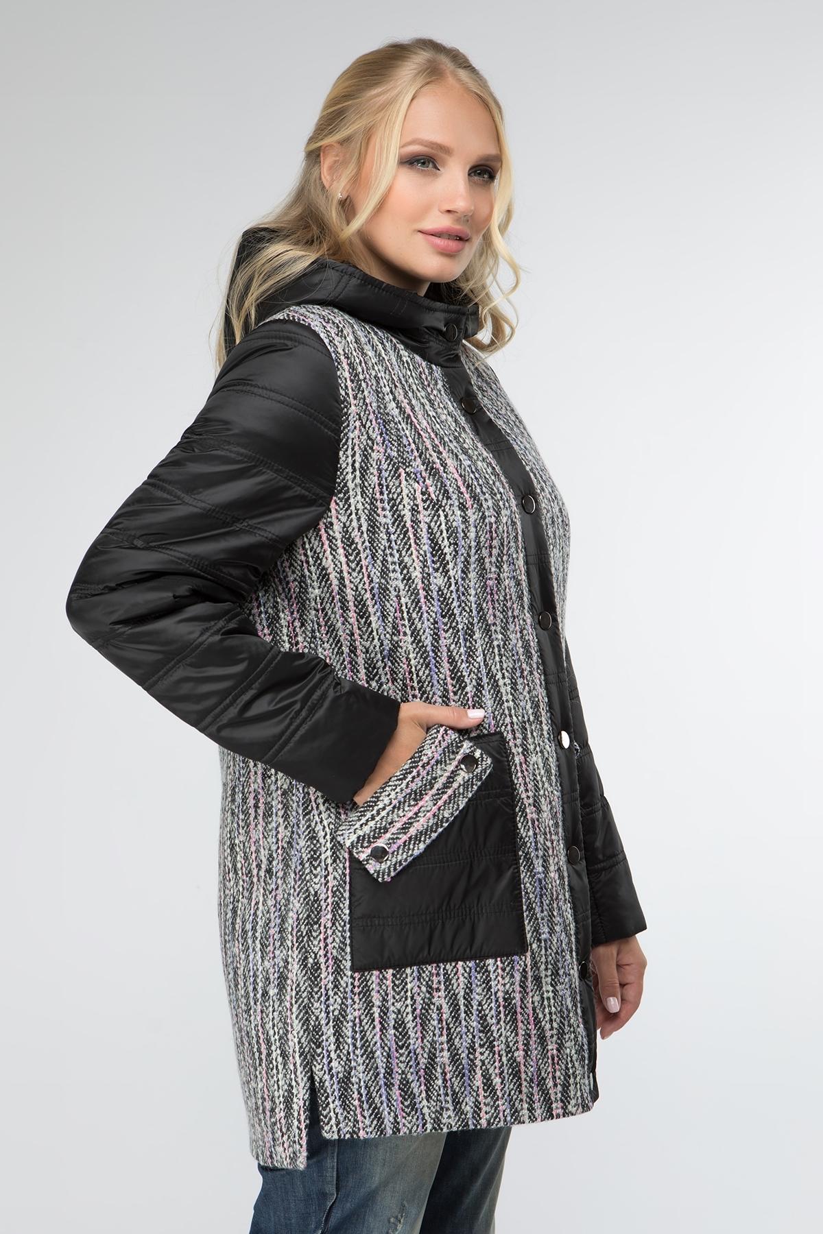 Пальто Астана (серый-6)