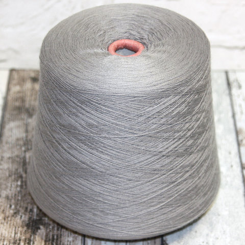 Смесовка с мериносом ZEGNA BARUFFA / SAILOR 2/28 теплый серый