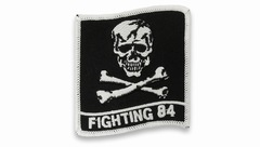 Нашивка 'US Navy Fighting 84'