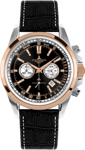 Купить Наручные часы Jacques Lemans 1-1117MN по доступной цене