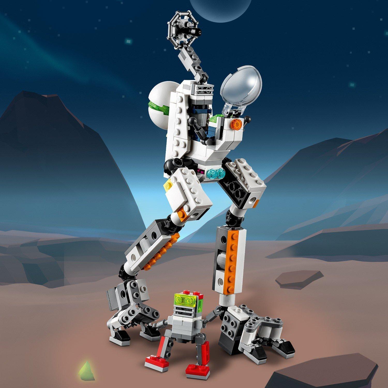 Конструктор LEGO Creator 31115 Космический робот для горных работ
