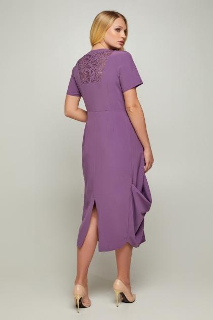 Платье Бьянка (сиреневый)