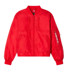 Куртка Alpha Industries Recon Utility W Женская Spicy Red (Красная)