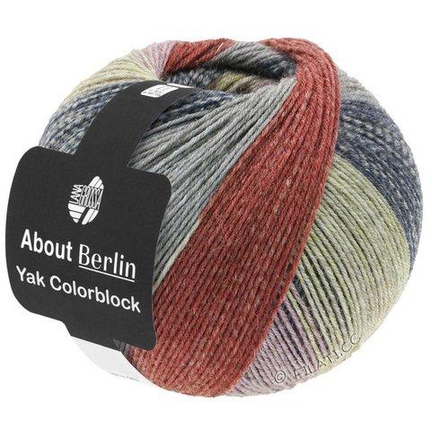 Lana Grossa About Berlin Yak Colorblock 636