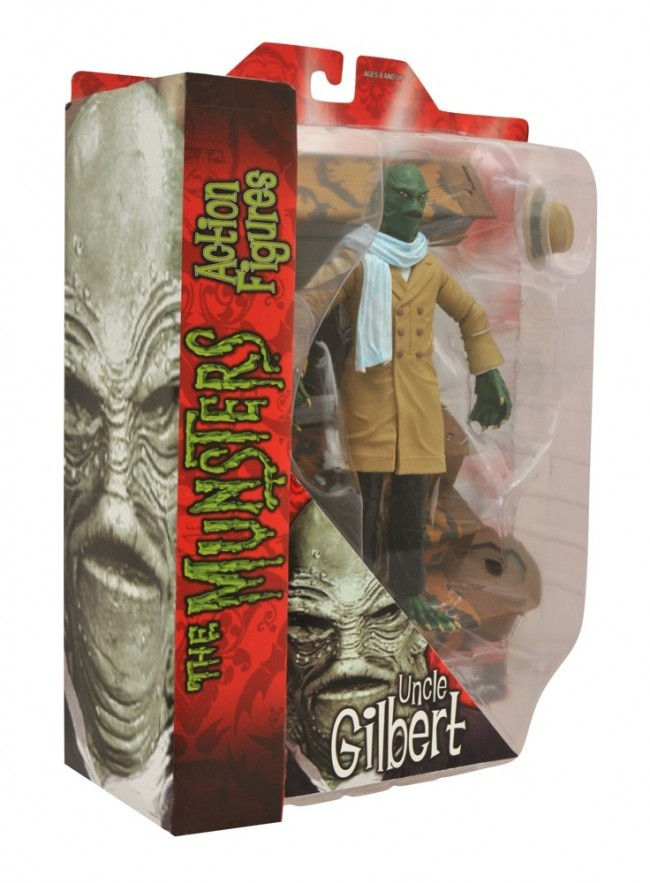 Munsters Action Figures Series 02