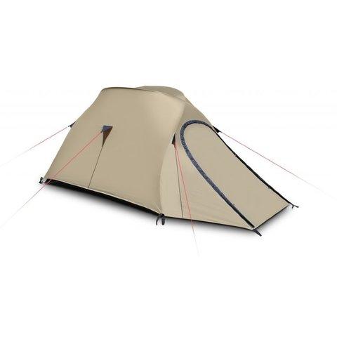 Туристическая палатка Trimm Trekking FORESTER, 2+1 (песочный)