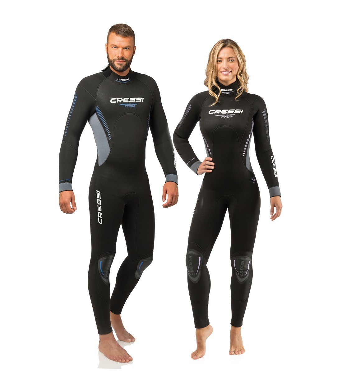 Lady wetsuit Fast 7 mm