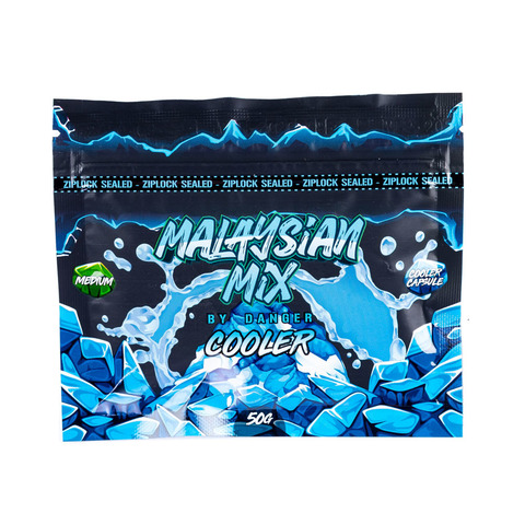 Кальянная Смесь Malaysian Mix 50 г Cooler (Кулер)