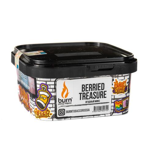 Табак Burn Berries Treasure (Ягодный микс) 200 г