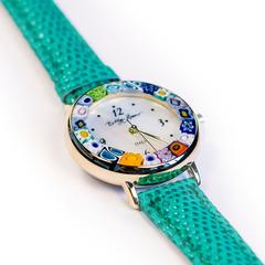 Часы женские зеленые