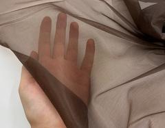 Сетка корсетная шоколад средне-мягкая 20*35 см