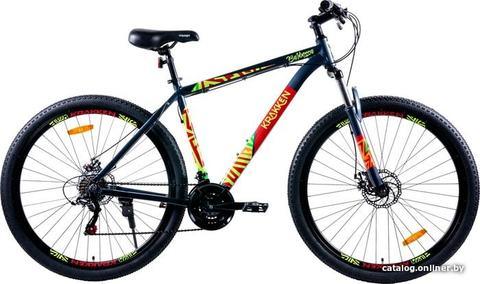 Велосипед KRAKKEN BARBOSSA