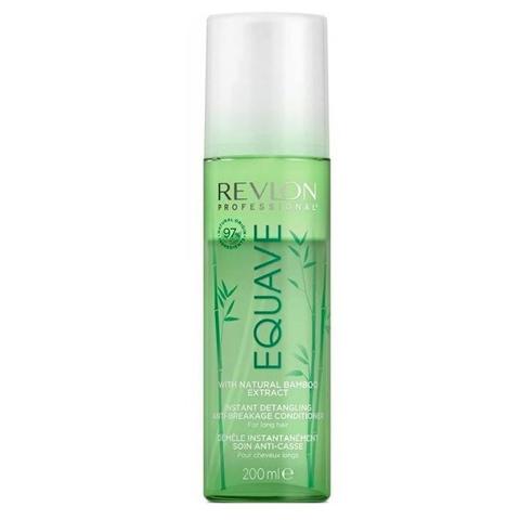 REVLON Equave Antibreak: Несмываемый спрей кондиционер для мгновенного распутывания волос (Instant Detangling Anti-Breakage Conditioner), 200мл