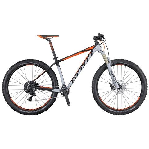 Scott Scale 710 Plus (2016)серый с оранжевым