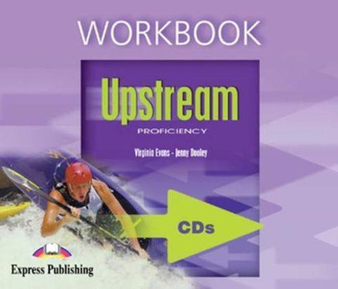 upstream proficiency workbook audio cds. (set of 3). аудио cd к рабочей тетради