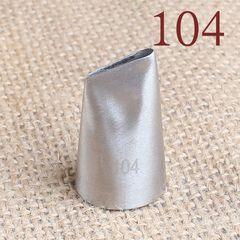 Насадка кондитерская № 104 лепесток