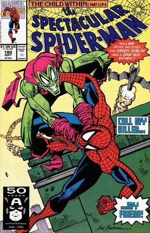 Spectacular Spider-Man #180