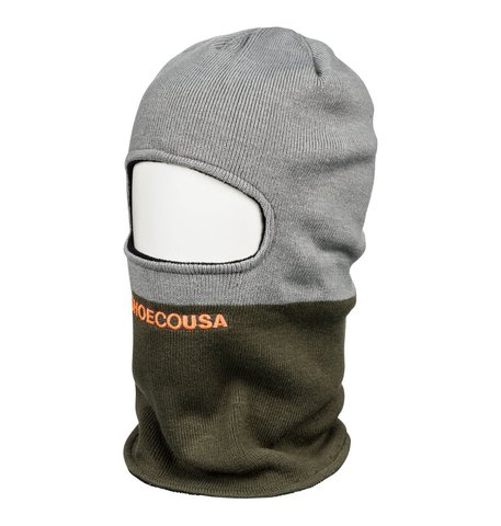 Балакалава DC PATROL FACEMASK M NKWR SKP0 NEUTRAL GRAY