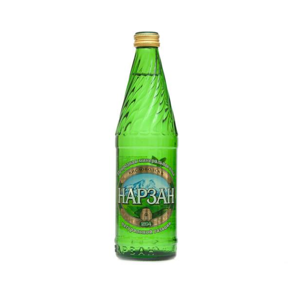 Вода минеральная Нарзан