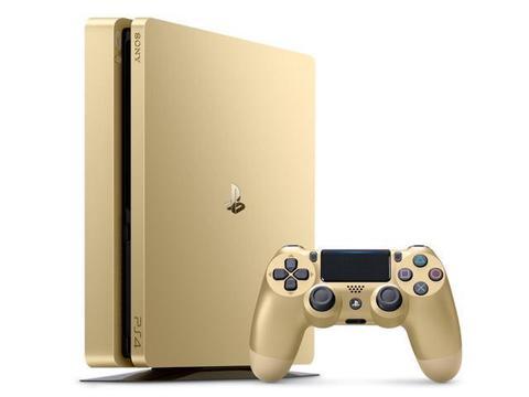 Sony Playstation 4 Slim 1Tb Gold