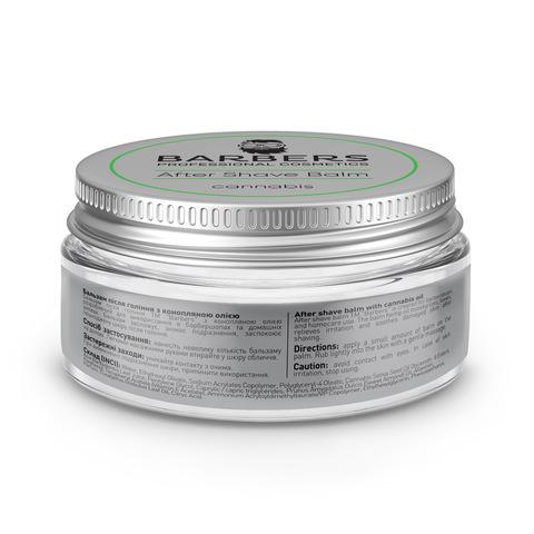 Бальзам після гоління з конопляною олією Barbers Cannabis 100 мл (3)