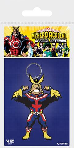 Брелок силиконовый My Hero Academia (All Might)