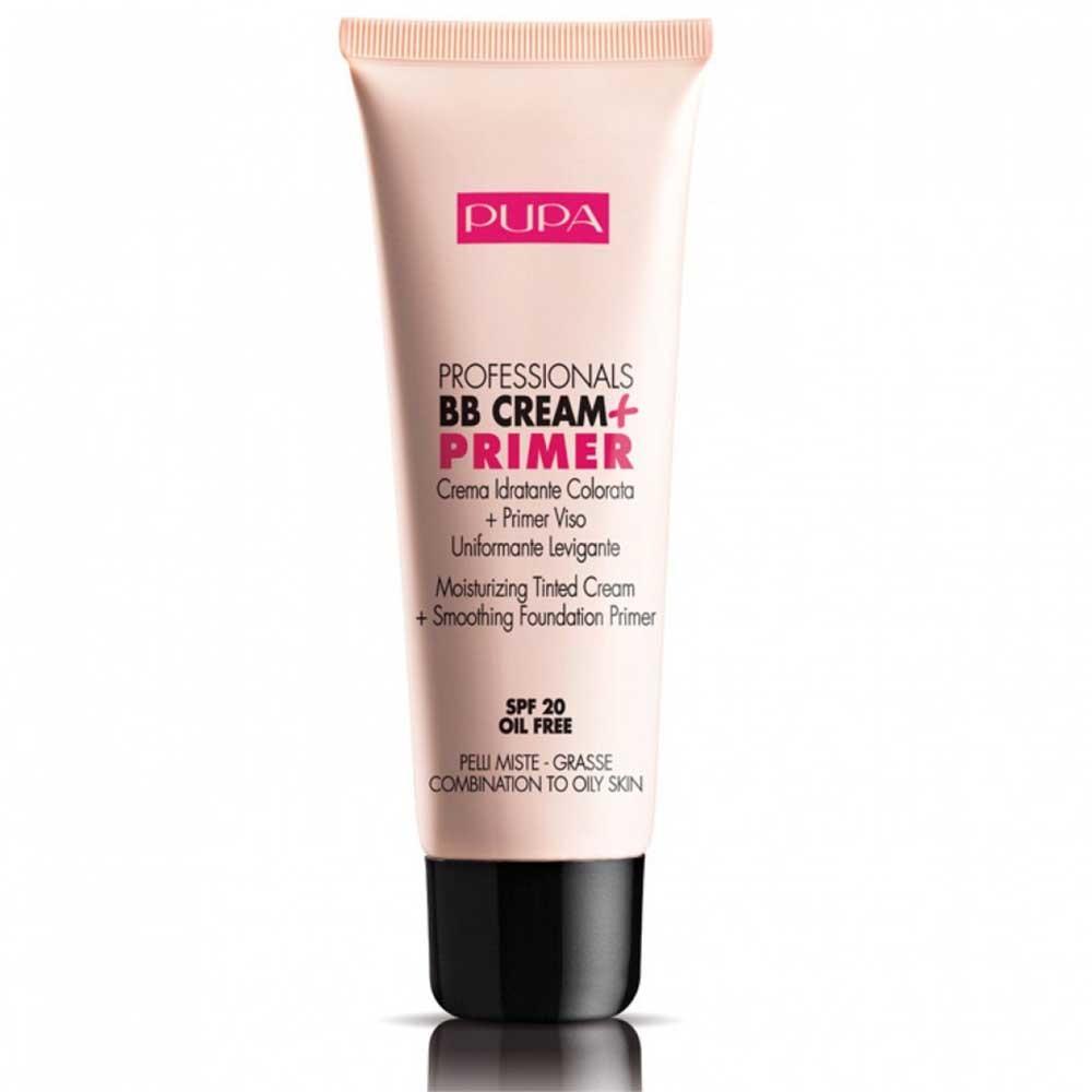 BB cream+Primer для жирной комбинированной кожи