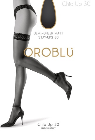 Чулки Chic Up 30 Oroblu