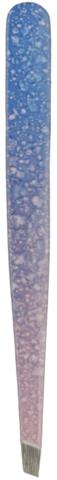 Пинцет розово-голубой металлический купить за 290руб