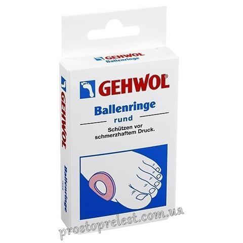 Gehwol Ballenringe Oval - Накладки кільце, овальні