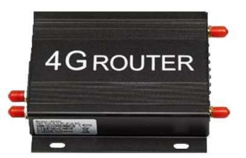 Автомобильный LTE Wi-Fi роутер Int-Car R320 3G/4G MIMO