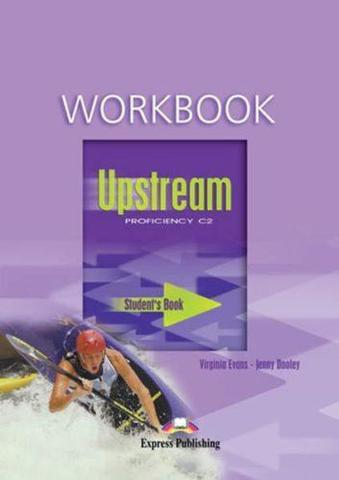 upstream proficiency workbook - рабочая тетрадь